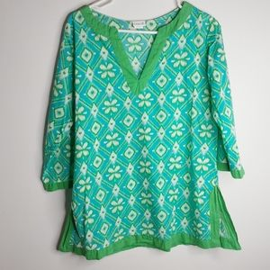 ALL For Color tunic top - Med